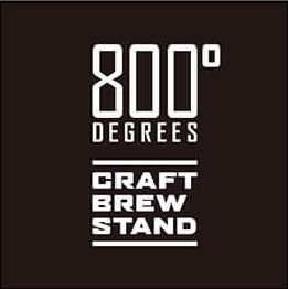 800 DEGREES CRAFT BREW STAND